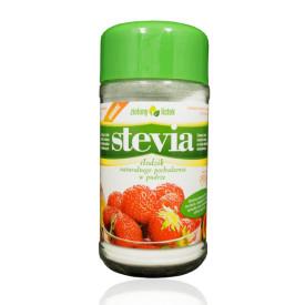 Słodzik Stołowy Zielony Listek – Stevia puder 150g