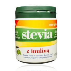Słodzik stołowy Zielony Listek – Stevia z inuliną