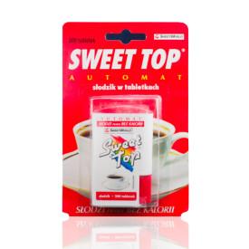 Słodzik stołowy Sweet Top 300 tabletek automat blister