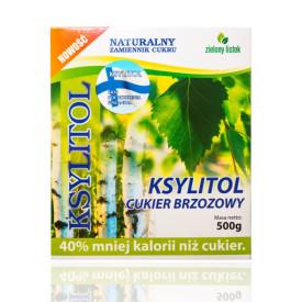 Słodzik stołowy Zielony Listek – Ksylitol