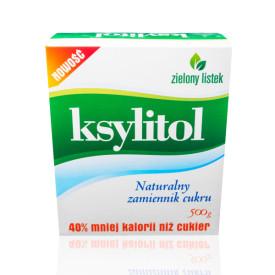 Słodzik stołowy Zielony Listek – Ksylitol 500g
